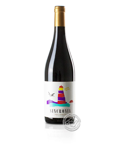 Sincronia Negre, Vino Tinto 2019, 0,75-l-Flasche