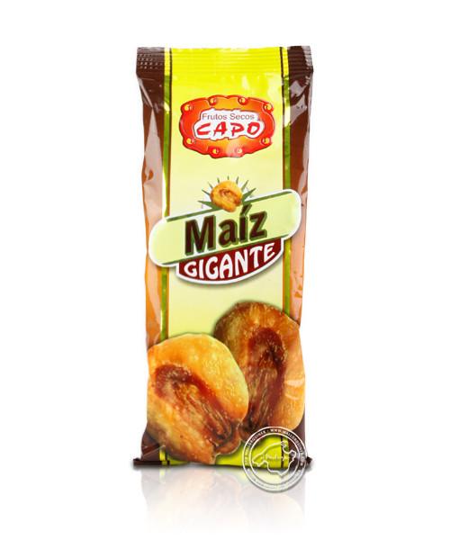 Capo de Mallorca Kikones fritos gigantes - Riesenmaiskörner, gesalzen und fritiert, 150 g