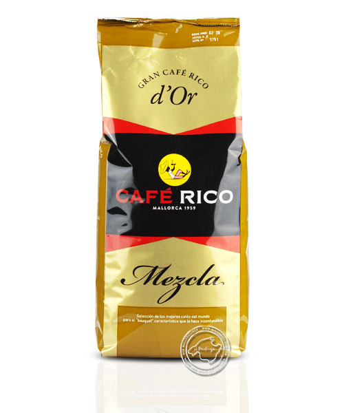 Cafe Rico Suprema Oro 80/20, Gold, 1 kg