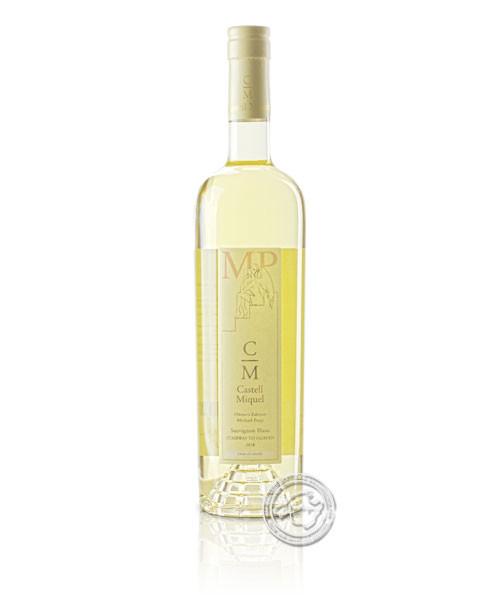 Castell Miquel Sauvignon Blanc Owner´s Edition, Vino Blanco 2020, 0,75-l-Flasche