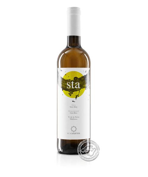 Santa Catarina Giro Ros, Vino Blanco 2020, 0,75-l-Flasche