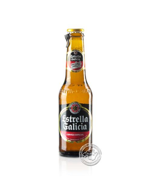 ESTRELLA Galicia Bier, 0,2-l-Flasche