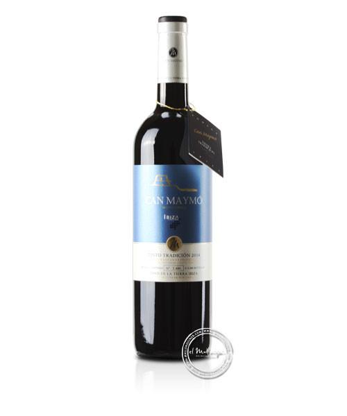 Can Maymo Negre Tradicion, Vino Tinto 2018, 0,75-l-Flasche