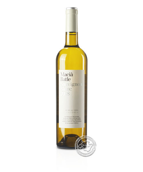 Macia Batle Sauvignon Blanc, Vino Blanco 2020, 0,75-l-Flasche