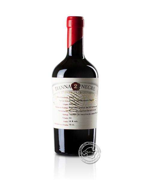 Tianna Negre Tianna 3 Negre Col.leccio Escursac The Sommelier Collection 2019, 0,75-l-Flasche