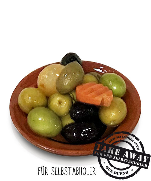 Aceitunas - Oliven
