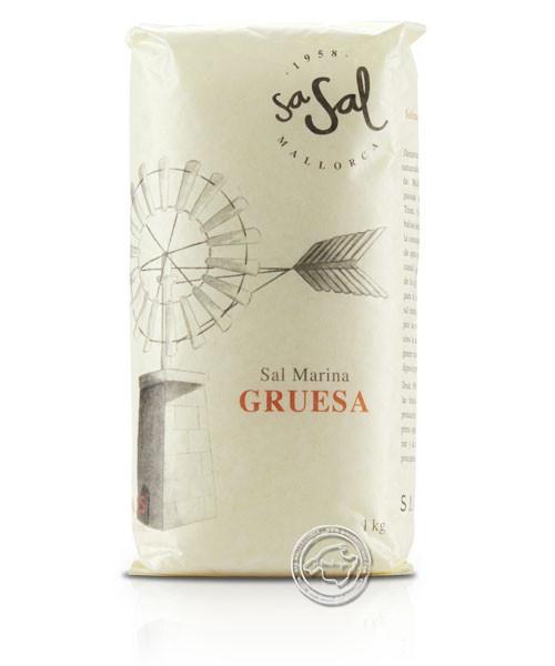 Gusto Mundial Sal La Mallorquina grano, grobkörnig, 1 kg