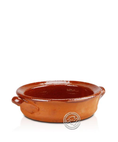 Keramik-Schale mit 2 Griffen Greixonera-Campo-Serie ca. 13,5 cm x 4 cm
