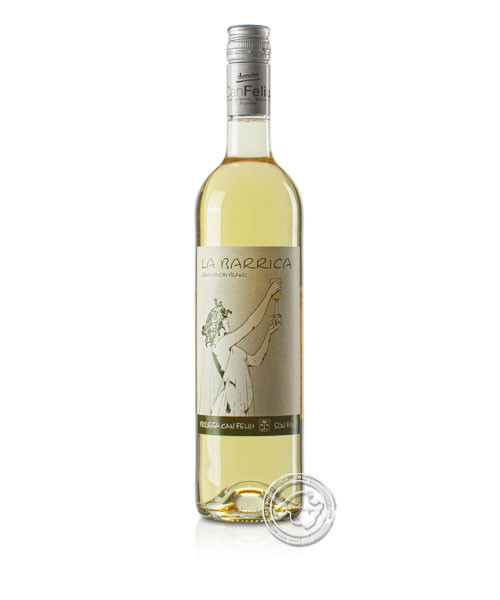 Can Feliu La Barrica, Vino Blanco 2019, 0,75-l-Flasche