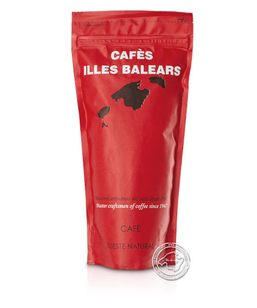 Cafes Illes Balears Tueste Natural, 250-g-Packung