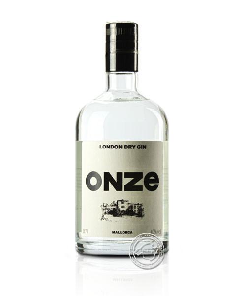 11 Dry Gin 40 %, 0,7-l-Flasche