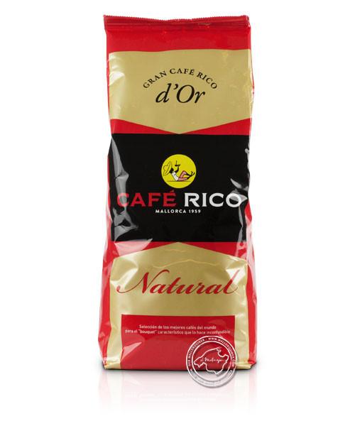 Cafe Rico Suprema Oro Natural, Gold, 1 kg
