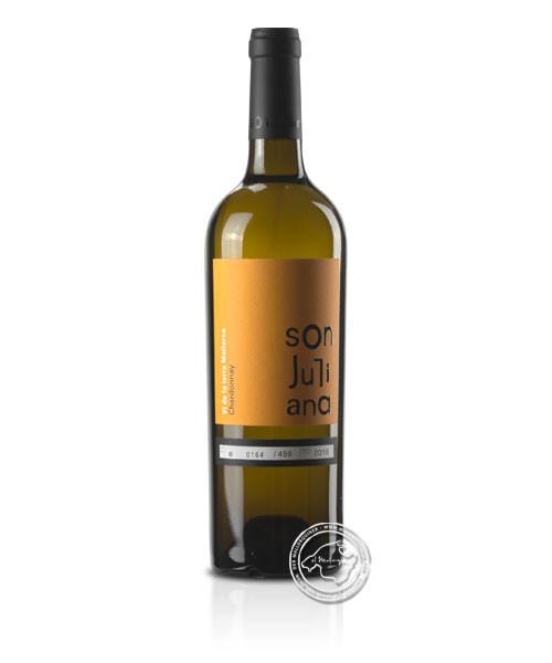 Chardonnay, Vino Blanco 2017, 0,75-l-Flasche