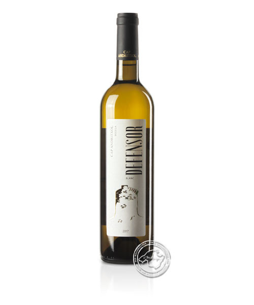 Cap Andritxol Defensor, Vinto Blanco 2017