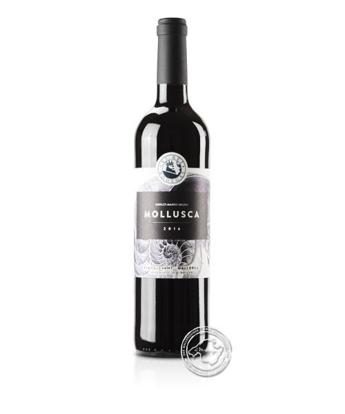 Mollusca Negre, Vino Tinto 2017, 0,75-l-Flasche