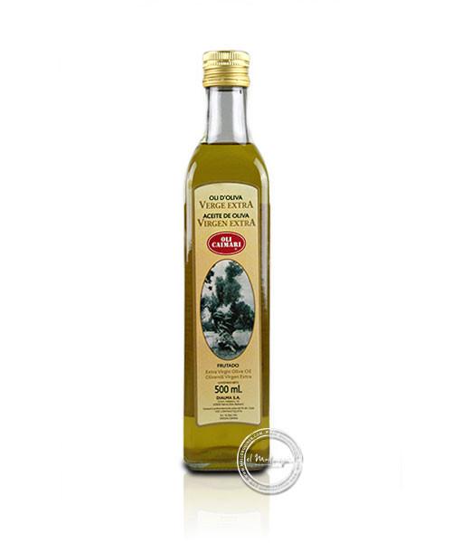 Oli d´oliva virgen extra, 0,5-l-Flasche