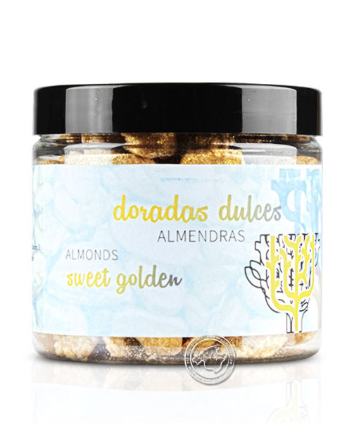 Mallorca Fruits Gran Seleccion Almendra Dulc Dorada, Mandeln süß, 125 g