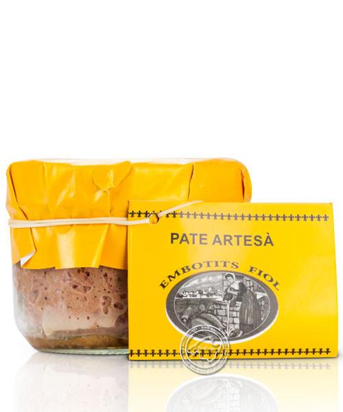 Embutidos Veny Pate Artesa, 180 g