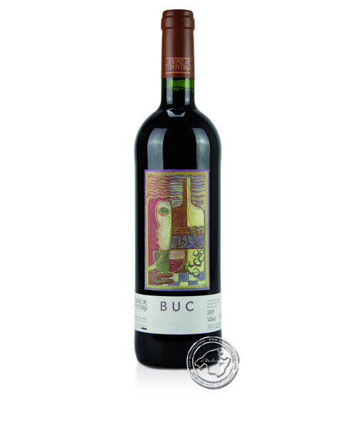 Buc, Vino Tinto 2016, 0,75-l-Flasche
