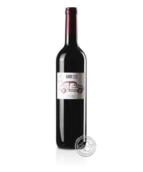 600 Negre, Vino Tinto, 0,75-l-Flasche