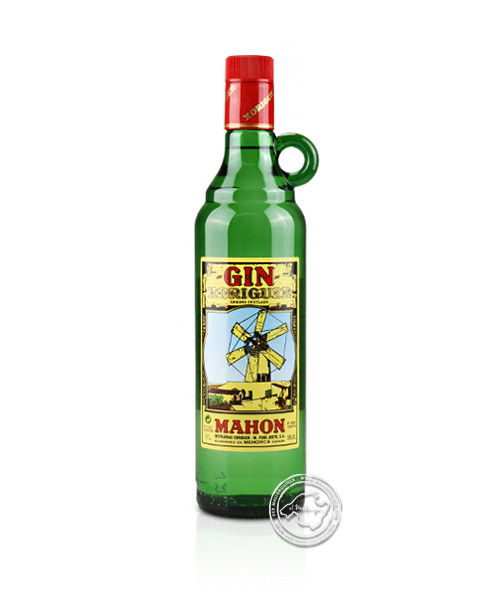 Gin Xoriguer Mahon Glasflasche, 38 % vol.