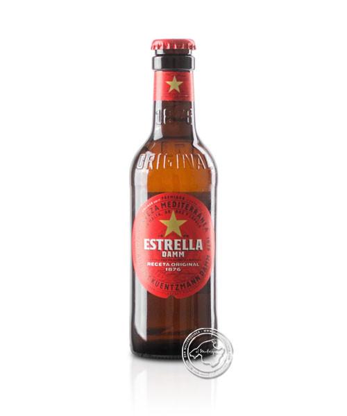 ESTRELLA Bier, 0,25-l-Flasche