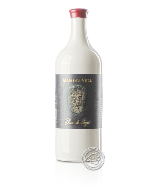 Blanc de Negre, Vino Blanco 2018, 0,75-l-Flasche