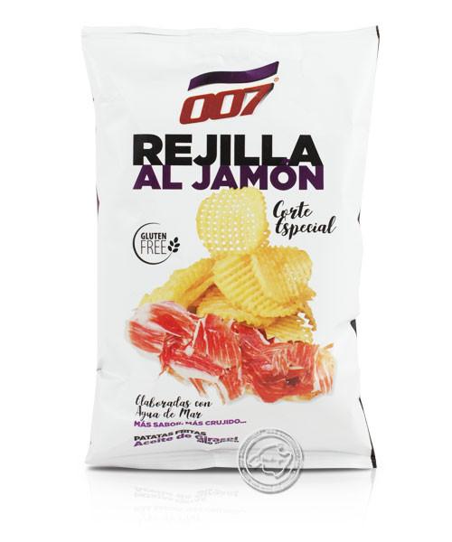 Patatas Fritas al Jamon, 40 g