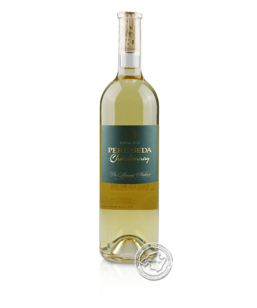 Pere Seda Chardonnay, Vino Blanco 2020, 0,75-l-Flasche
