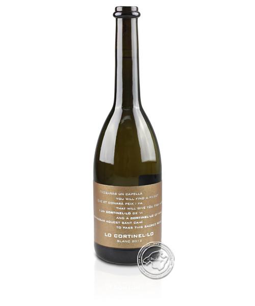 LO CORTINEL-LO, Vino Blanco 2016, 0,75-l-Flasche