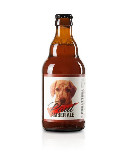 Paul Amber Ale, 0,33-l-Flasche