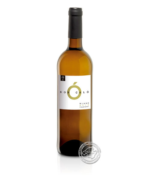 Son Caló Blanc, Vino Blanco 2020, 0,75-l-Flasche
