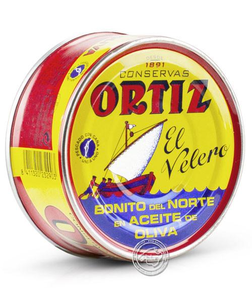 Ortiz Bonito del Norte an aceite d´oliva, 190-g-Packung