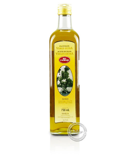 Oli d´oliva virgen extra, 0,75-l-Flasche