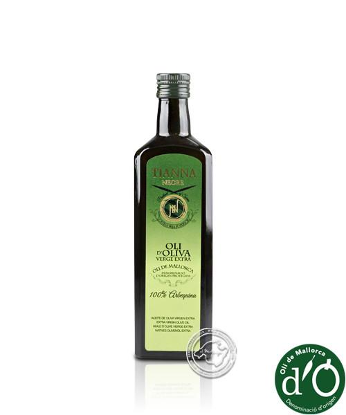 Tianna Negre Aceite de oliva Virgen Extra D.O., 0,5 l