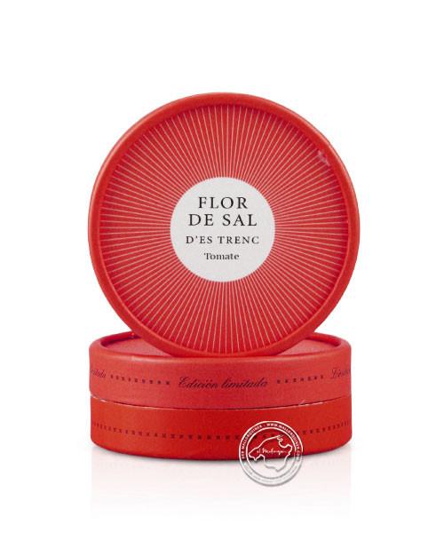 Gusto Mundial Flor de Sal Tomate Edicion limitada, 60 g