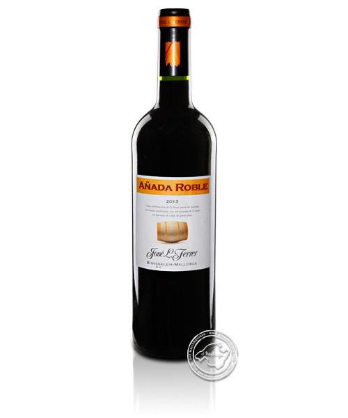 Jose L. Ferrer Anada Roble, Vino Tinto 2018, 0,75-l-Flasche