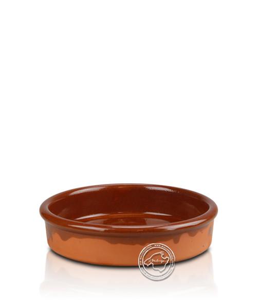 Keramik-Schale halblasiert 17 cm, je Stück