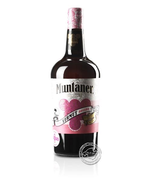 Vermut Muntaner Rose, 18 %, Vino Rosado