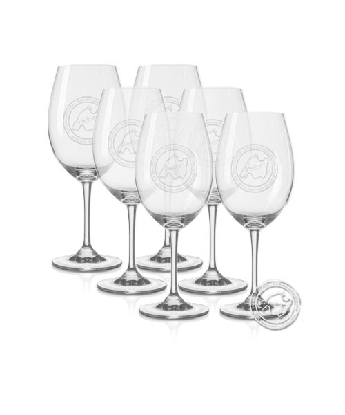 Der Mallorquiner - Weingläser 6er-Set