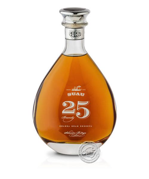 Suau Brandy Etiqueta Negra 25 anos, 37 % vol.