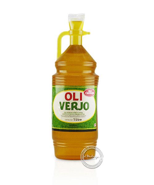 Oli d´oliva verjo, 1-l-Flasche
