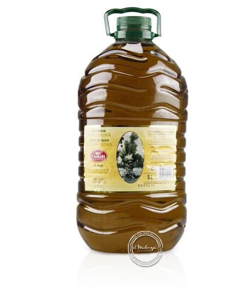 Oli d´oliva virgen extra, 5-l-Flasche