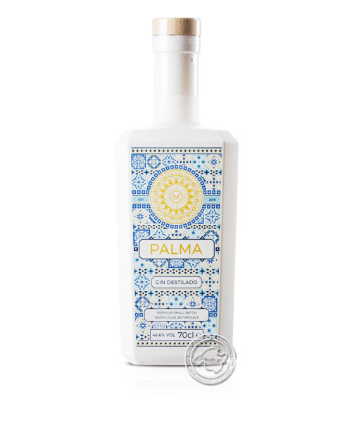 Mallorca Distillery Palma Gin, 46,6 % vol.