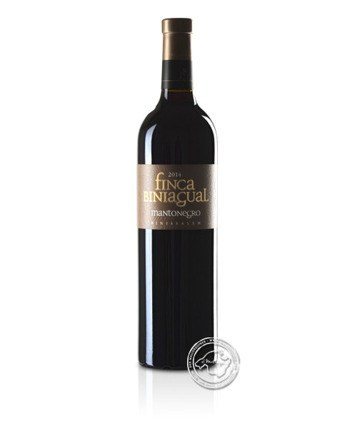Biniagual Mantonegro, Vino Tinto 2018, 0,75-l-Flasche