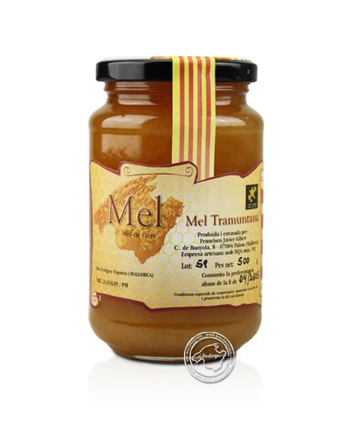 Cooperativa Soller Mel Tramuntana Mel de Flors, 500 g