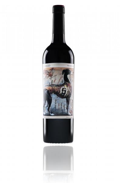 El Galgo, Vino Tinto 2018, 0,75-l-Flasche
