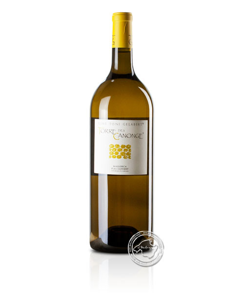 Torre des Canonge Blanc Mg., Vino Blanco 2018, 1,5-l-Flasche