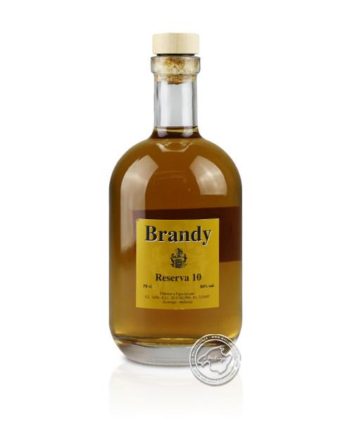 Vidal Catany Brandy Reserva 10 anos, 36 % vol.