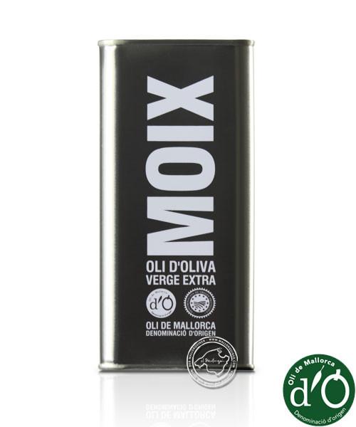 Moix Oli d´oliva Mallorquina Verge Extra D.O., 0,5 l